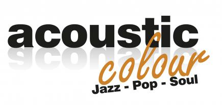 Logo acoustic colour