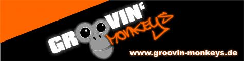 Logo Groovin Monkeys